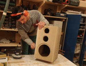 Bæredygtige højttalere made in Brabrand
