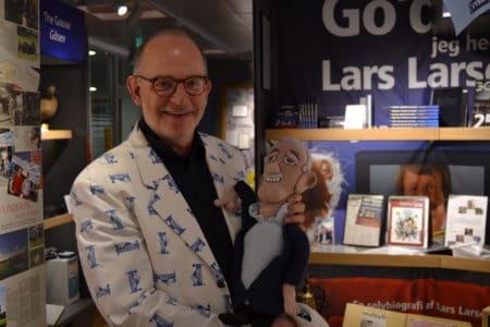 40 år sammen med Jysk og Lars Larsen