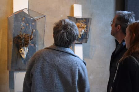 Påskeudstilling på Gasværket markerer tegnernes jubilæum