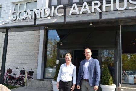 Scandic Aarhus Vest og kunsten at aflæse hotelgæsten