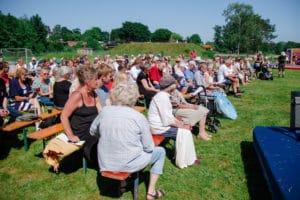 Grundloven fejres dobbelt i Brabrand-området