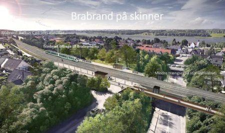 Folketingskandidater giver fuld støtte til trinbræt i Brabrand