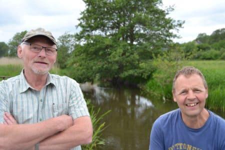 Genåbning af Aarhus Å langs engsøen skal hjælpe havørreder