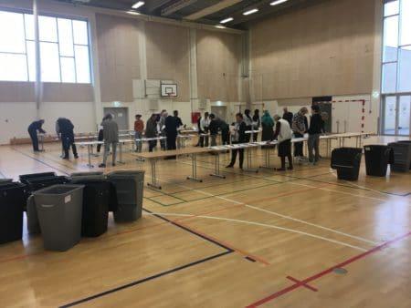 Stor vækst i stemmeprocenten og vild fremgang til De Radikale i Gellerup
