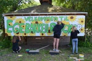 Klar til Egebakken Rocker: Den sjoveste sidste skoledag