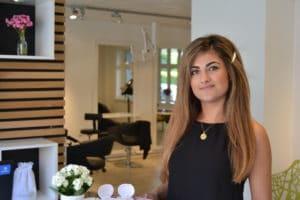 23-årige Sevah overtager salon på Hovedgaden i Brabrand
