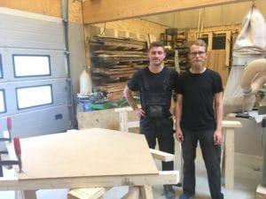 Hands-on iværksættere i Square One inviterede indenfor