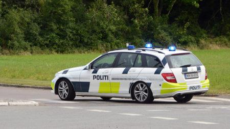 Blodspor afslørede formodet indbrudstyv på Silkeborgvej
