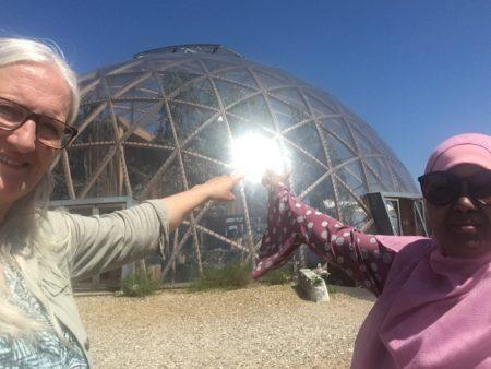 Q Huset i Gellerup inviterer til venskabsdag på havnen i Aarhus