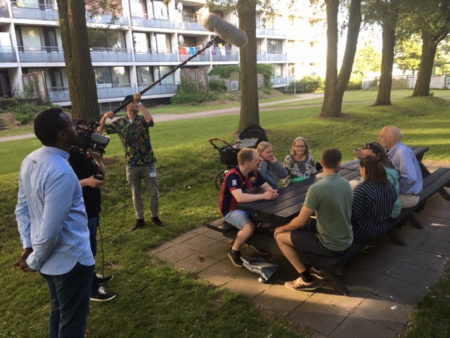 """Kritik af titlen på DR-serie """"180 dage i ghettoen"""""""
