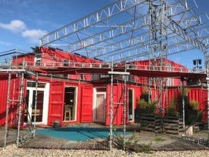 Informationscentret E&P Huset i Gellerup lukker ned