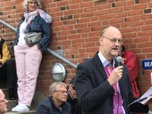 """""""Brabrand Kulturuge er med til at bringe os sammen!"""""""