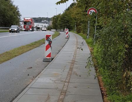 Ny plan: Silkeborgvej skal snarest muligt være firesporet