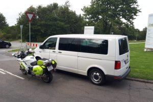 Massiv politi-indsats: 44 noteret for at køre for hurtigt i Brabrand