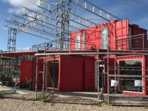 Informationscentret E&P Huset i Gellerup er reddet