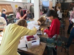 En særlig dag med anderledes læring på Engdalskolen