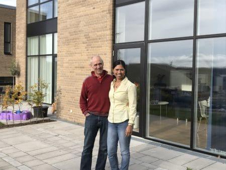 Fra Tulip til Høiriisparken: Gemma og Jens er blandt pionérerne