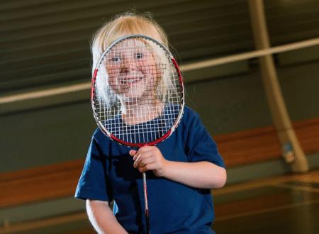 Miniton – et nyt idræts-tilbud til de yngste i Brabrand