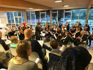 Harmoniorkestret Tonica i tæt samspil med Sødalskolen