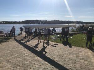 Store planer om flere ro-regattaer på Brabrand Sø