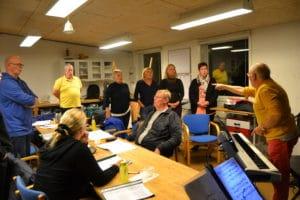 Vester Gasværk går igen på scenen for fuld musik