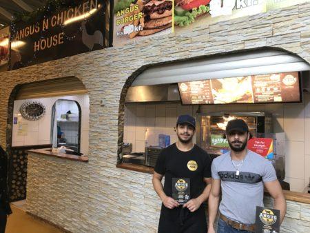 Bazaren blev springbræt for to unge iværksættere