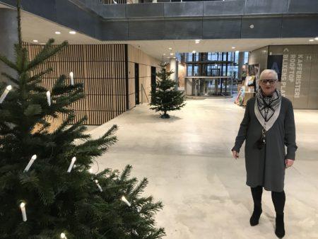 Teknik og Miljø inviterer nye naboer til julehygge