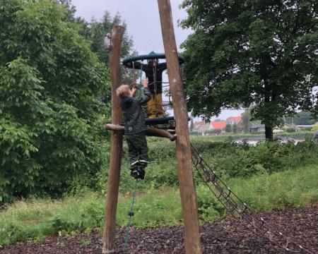 Brabrand i børnehøjde 6: Gellerup Skov ved Silkeborgvej