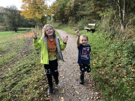 Brabrand i børnehøjde: Langdalen