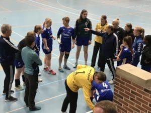 Brabrand-kvinder tog førstepladsen med 10. sejr i træk