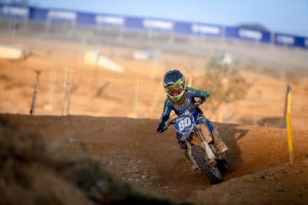 11-årige Frederiks vilde år: Fra VM i Italien til podiet i Holland