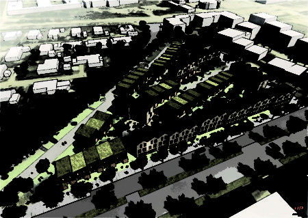 AP Pension vil skabe nyt kvarter langs Hejredalsvej