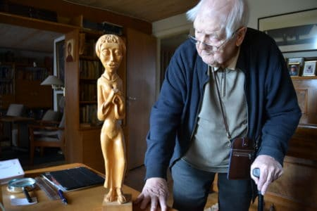 Træskulptur-kunstneren Bent Juhl er død