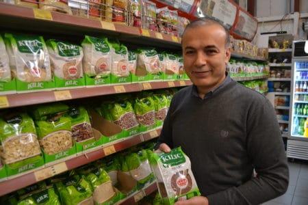 Kilic Marked var med til at ændre vores madkultur