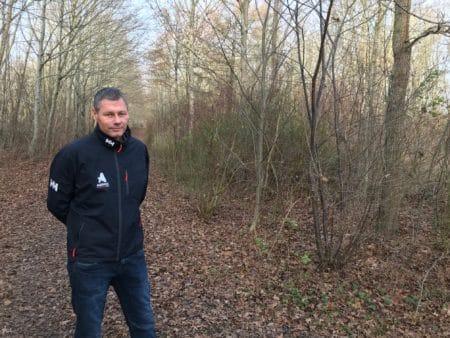 Friluftsrådet støtter nyt mountainbike-spor ved Sødalskolen
