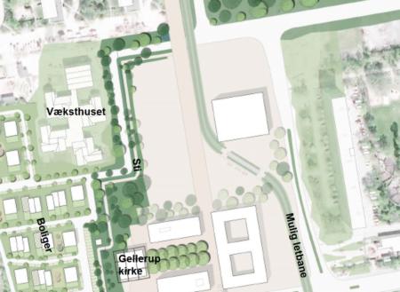 Forgæves kamp for Nordgårdhallen i byrådet