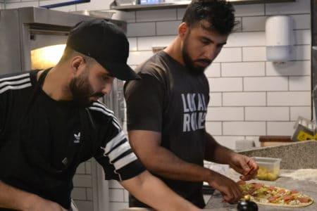 De Fyrretyve Røvere rykker hjem til Brabrand med nyt gadekøkken
