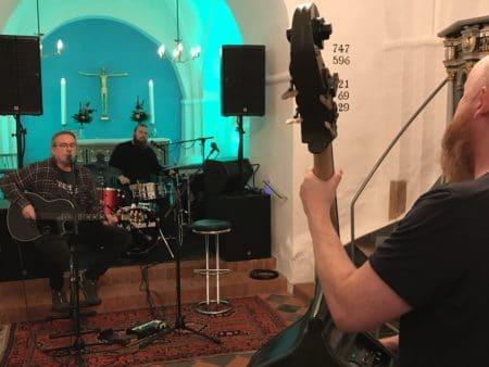 Aarslev samlet om koncert med Johnny Madsen-sange