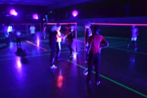 Natminton – en anderledes badminton-event i Brabrandhallen