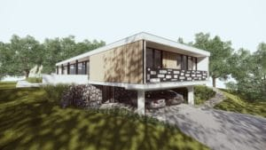Sådan bliver Jaka-direktørens villa som ny igen