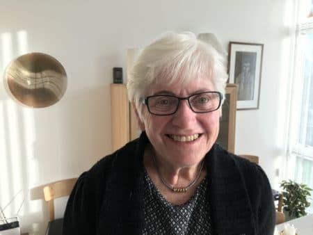 Hun har været initiativrig igangsætter i over 40 år