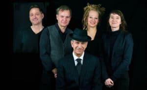 Hyldest-koncert til Leonard Cohen på Gasværket