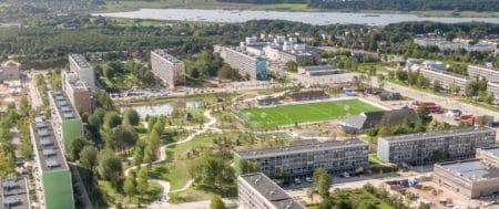 Ny skole i Gellerup skal integreres i byparken