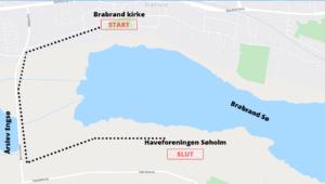 Tag lyd i ørerne på en gåtur rundt om Brabrand Sø