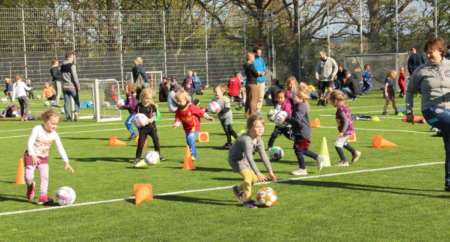 Brabrand Fodbold: Succes hos de små men frafald blandt de unge