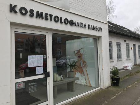 Lokale virksomheder bliver presset af corona-virus