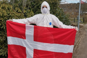 Majd Mallees hjælper Brabrand og Danmark