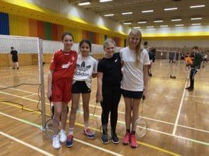 Badminton med mulighed for at være både selvstændig og social
