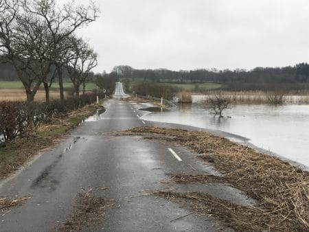 Kommunen korrigerer: Søskovvej åbner først mandag