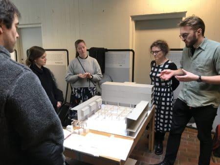 Studerende foreslog nye pladser og mødesteder i Gellerup
